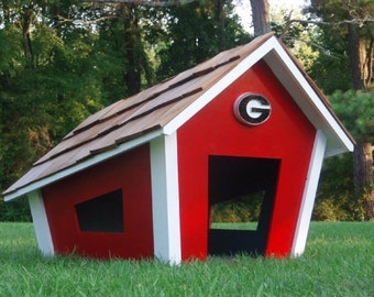 Modern Dog House Plans - The Cape Dog House