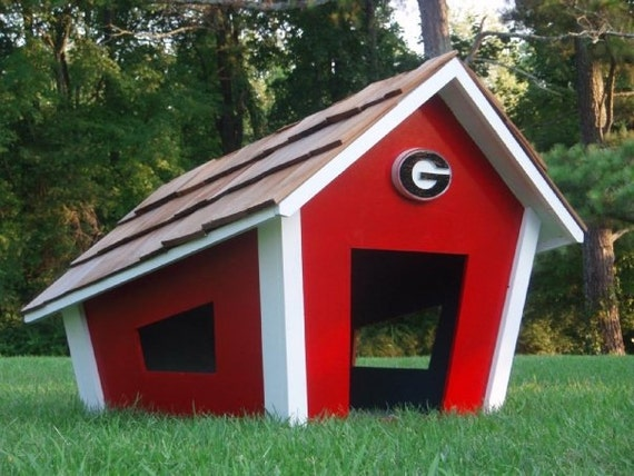 Modern dog house plans the cape dog house for Modern dog house designs