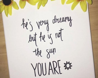 He is not the sun, you are - Grey's Anatomy Quote