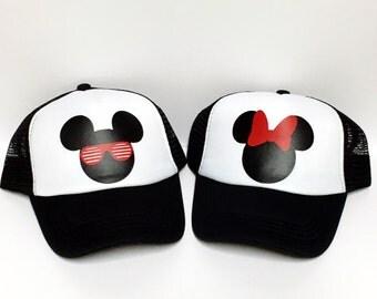 Kids Mickey hats, disney hats, Mickey Mouse, hats