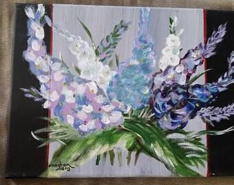 Lilac bouquet. #78