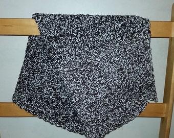 Double Strand Crochet Baby Blanket