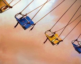 Fair :  Up in the Air