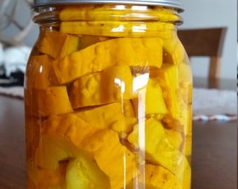 Sweet Yellow Squash