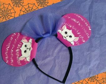 Pink Pygmy Puff Ears