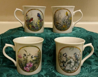 Lenox - The Nature's Collage Mug Collection