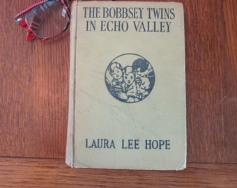 The Bobbsey Twins In Echo Valley 1943 By Laura Lee Hope