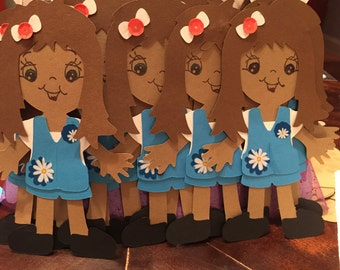 Daisy Girl Scouts - Die Cuts