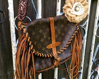SALE!!!! LIMITED TIME! Authentic Fringe Louis Vuitton