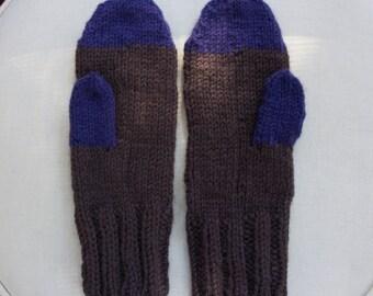 Kids' Mittens in Organic Merino Wool– Made in USA