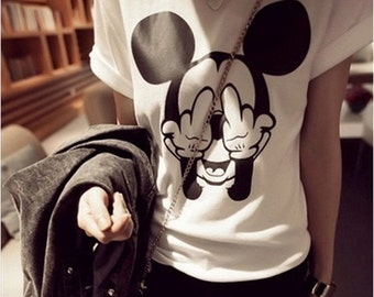 Bad Mickey T-Shirt