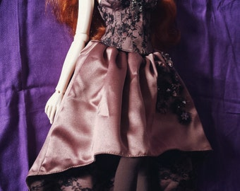 corset kledingset for 1/3 bjd dolls f65