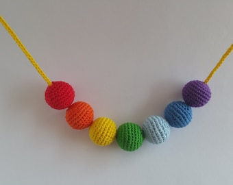 Teething Necklace, Nursing Necklace