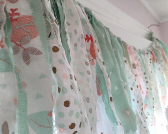 Customizable Rag Garland