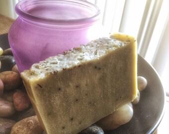 Betonite Clay Soap Bar