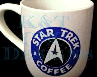 Star Trek Coffee Cup Trekkie
