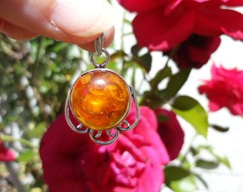 Pendant amber from the Baltic (2)