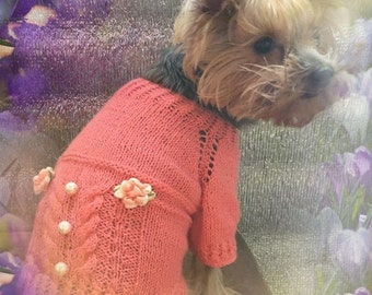 Pet Clothing, sweaters for dogs, pet sweater