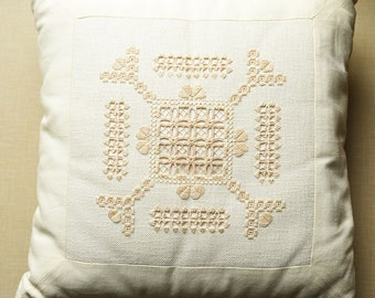 Linen stitch Hardanger