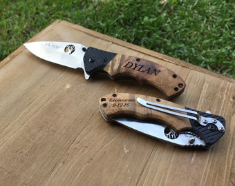 Personalized Knife