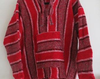 Guatemalan Pullover Hoodie