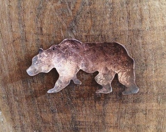 Fable Bear Pendent