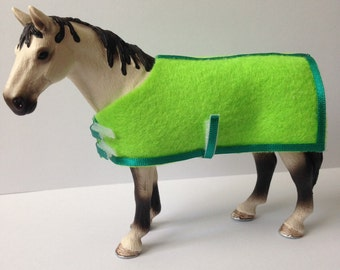 Rug for Schleich Horses