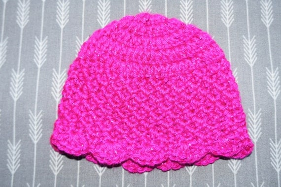 The Emily Baby Hat