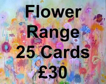 Flower Range Collectors Gift Set