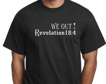 We Out! _ Revelation 18:4