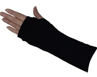 "Short Arm Cast Cover - ""Black"""