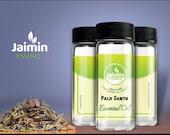 Palo Santo Essential Oil - Jaimin Essence - Pure Palo Santo Oil - Aromatherapy Oil - Therapeutic Grade - Pure Essential Oil