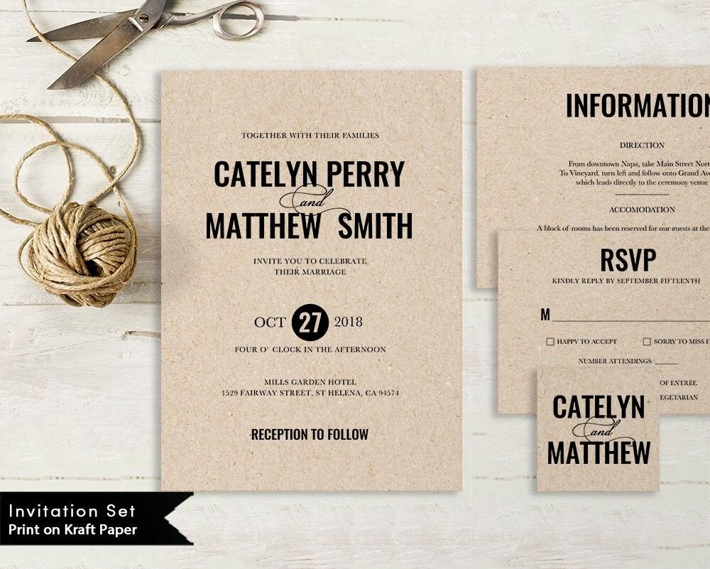 pdf wedding invitations uk - 28 images - wedding invitation template ...
