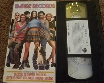 Empire Records, VHS 1995