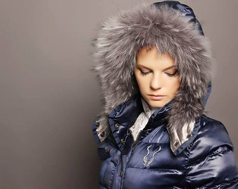 KUDU Blue Ice Down Jacket