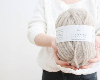 The Big Softy Alpaca yarn for hand knitting