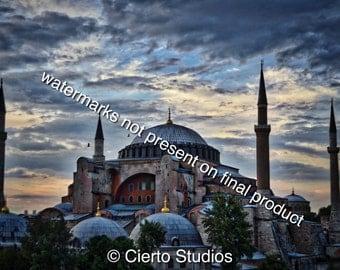 Hagia Sophia, Istanbul - digital download