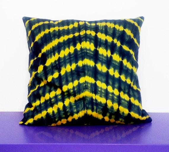 Tie - Dye throw pillow covers