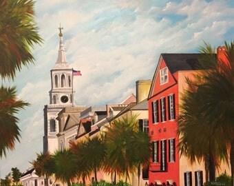 St. Michael's Church, Charleston, SC