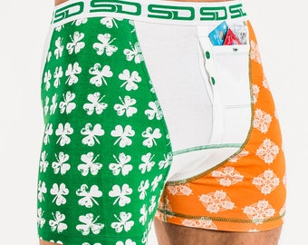 St. Patricks Smuggling Duds Boxer Briefs