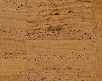 Cork fabric natural 70 x 50 cm