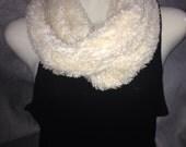 Infinty faux fur scarf