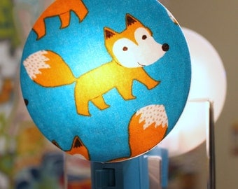 Mr. Fox Nightlight