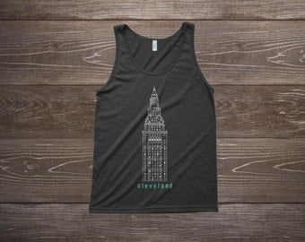 Unisex Tank Top - Terminal Tower