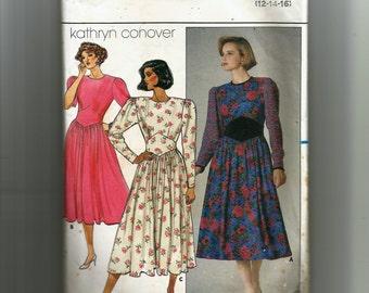 Butterick Misses' Dress Patten 3446