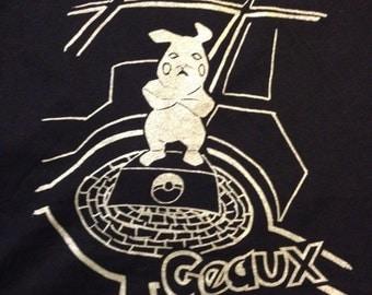 Pokemon Geaux - Womens shirt