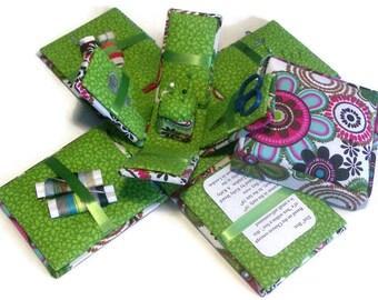 Etui Sewing Kit Needlework Box