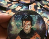 Phish/ Bowie Buttons