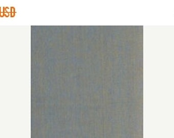 SALE Kaffe Fassett Shot Cottons in Steel NEW Cotton Woven Fabric