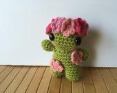 Spring Sprite - Amigurumi Doll